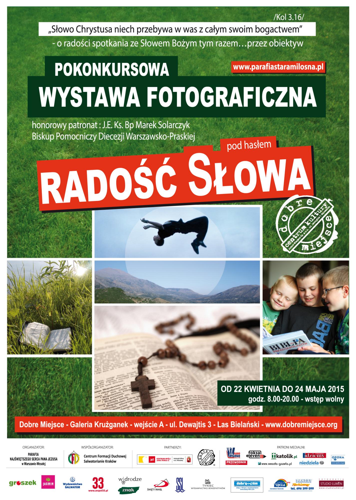 Plakat_Radosc_Slowa_Dobre_Miejsce_WYSTAWA