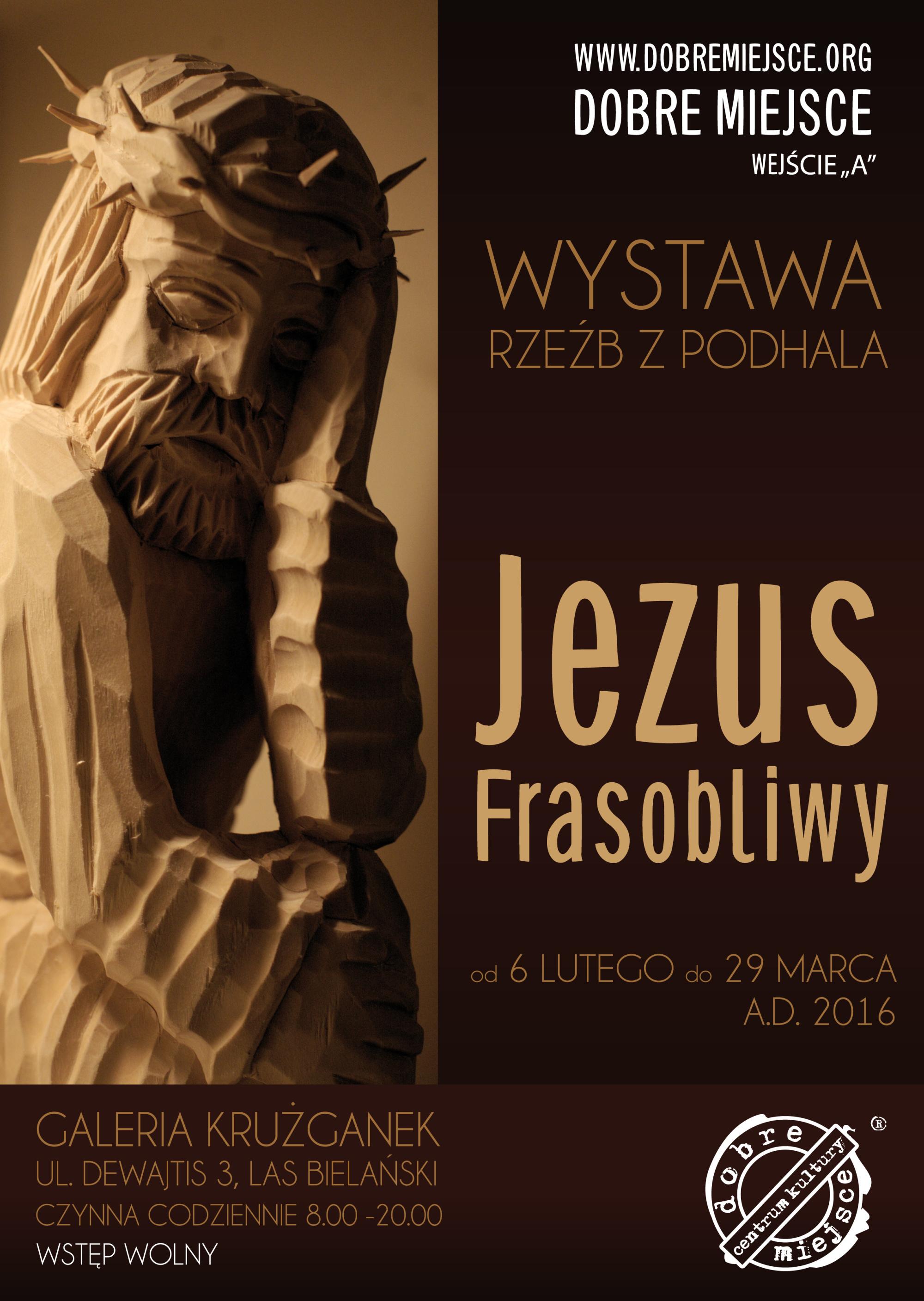 Plakat_Jezus_Frasobliwy
