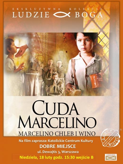cuda-marcelino-plakat