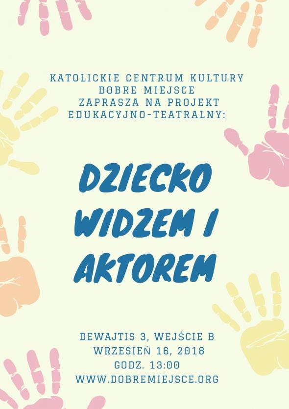ZLOTY-DUKAT-DZIECKO-WIDZEM-I-AKTOREM-PLAKAT