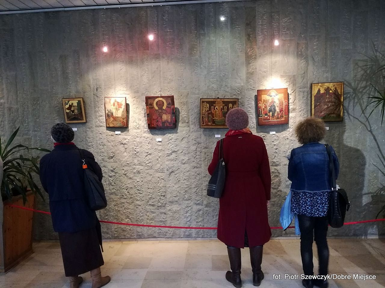 Ikony. Obrazy pisane modlitwą