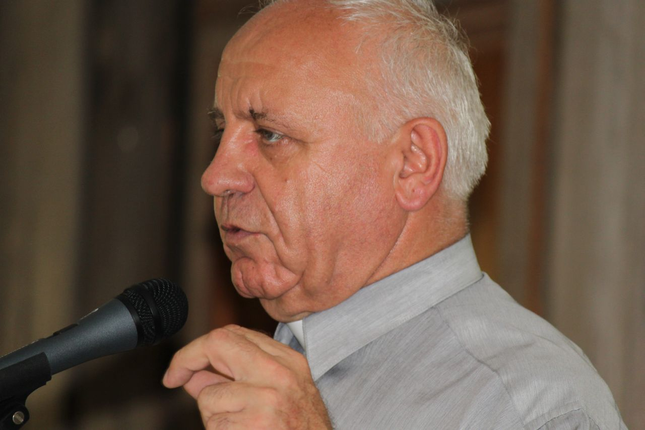 Ks. prof. dr hab. Romuald Jaworski