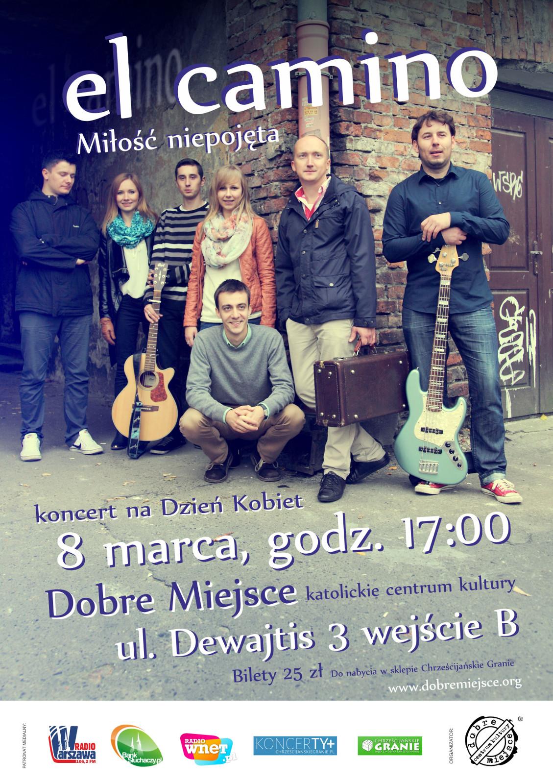 el_camino_dobre_miejsce_2015_plakat
